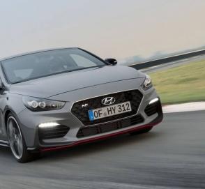 Hyundai презентовал 275-сильный фастбек