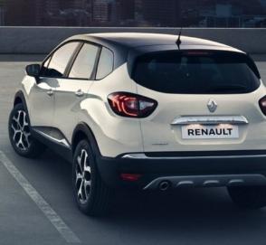 Renault Captur переименовали в Grand Captur