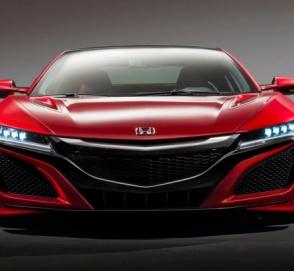 «Заряженный» Acura NSX Type R дебютирует в следующем году