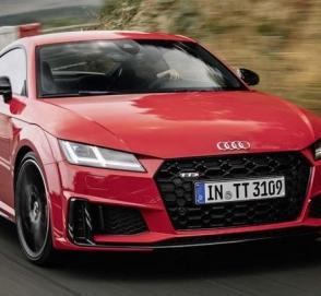 Audi официально прекращает производство легендарной TT
