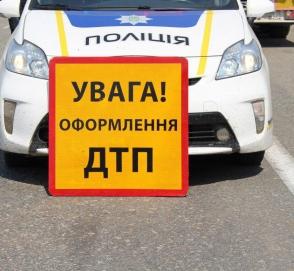 Патрульная полиция Киева опубликовала статистику ДТП