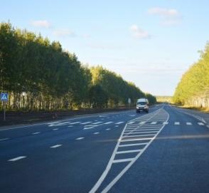 Что будет, если резко остановиться на скоростной трассе: жуткое видео
