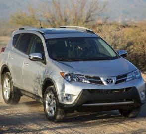 Все поломки и беды подержанной Toyota RAV4