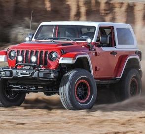 Jeep и Peugeot выпустят крошечный внедорожник типа Jimny