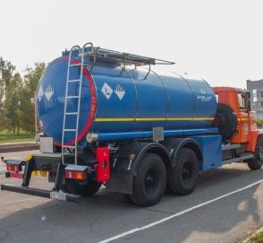 КрАЗ представил спецтехнику для металлургов и нефтяников