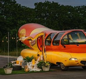 В Чикаго теперь можно переночевать в «хот-доге»