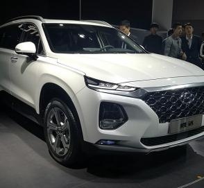 Удлиненный Hyundai Santa Fe: пока еще не Palisade