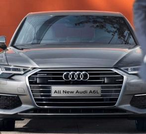Новый седан Audi A6 получил удлинённую версию