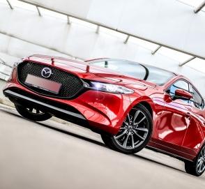 Mazda 3 признали самым женским автомобилем