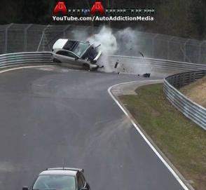 Серьёзные аварии «Нордшляйфе» за последние 3 месяца