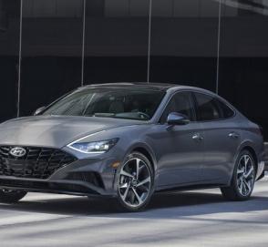 Hyundai представила новую Sonata