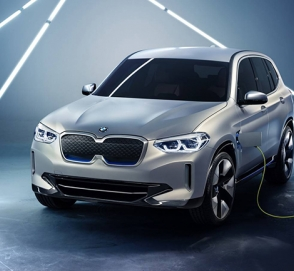 Электрический внедорожник BMW iX3 вывели на тесты