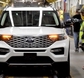 Продажи кроссовера Ford Explorer провалились даже на родине