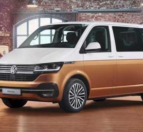 Volkswagen увеличивает продажи легкого коммерческого транспорта