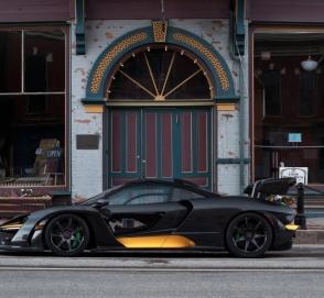 Крутая коллекция McLaren из провинции