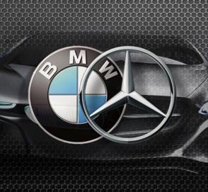 BMW «копейка» и Mercedes A-Class могут породниться