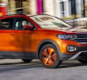 Volkswagen добавил новый дизельный двигатель семейству кроссоверов T-Cross