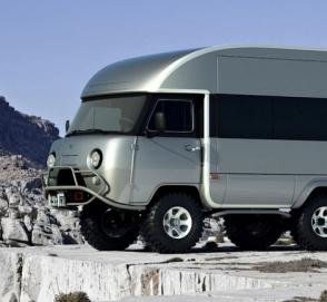 В сети показали новый УАЗ-452 «Буханка»