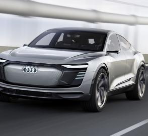Audi сокращает производство электрокара e-tron