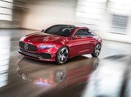 Внешность Mercedes-Benz A-Class рассекретили перед премьерой