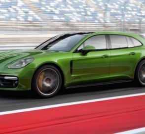 Porsche Panamera обзавелась «драйверской» версией GTS