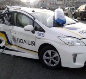Сколько автомобилей патрульной полиции осталось на ходу