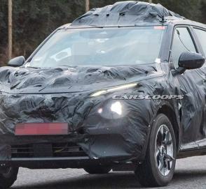 Nissan приступил к тестам нового Juke