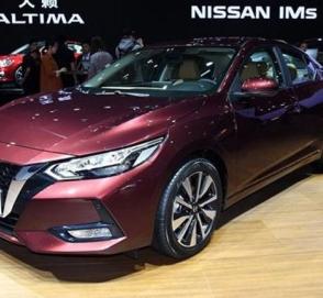 Новый Nissan Sylphy представят уже в июле