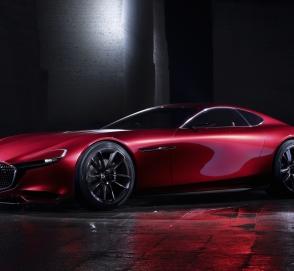 Mazda неожиданно запатентовала новый суперкар