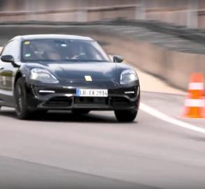 Победитель «24 часов Ле-Мана» сравнил первый электрический Porsche с гоночной машиной