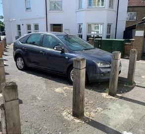 Жестокая месть дорожников за неправильную парковку