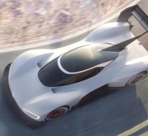 Volkswagen представит первый в своей истории электрический спорткар
