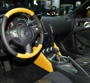 Nissan презентовал рестайлинговый спорткар 400Z
