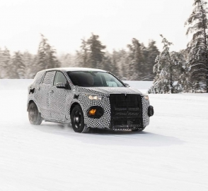 Ford продемонстрировал свой новый внедорожник на видео