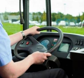 Пассажиры спасли автобус с потерявшим сознание водителем