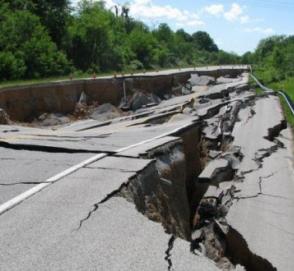 В Украине наконец хотят отремонтировать «маленькие» районные дороги