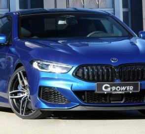 G-Power сделал из BMW M850i альтернативу не вышедшей пока M8