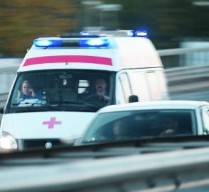 Краш-тест: что происходит внутри автомобиля скорой помощи во время ДТП