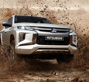 Mitsubishi представит новую версию пикапа L200
