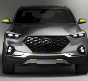Серийная версия пикапа Hyundai Santa Cruz будет не скоро