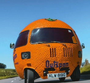 Mini создала «апельсин на колесах»