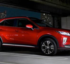 Mitsubishi изменит стратегию выпуска кроссоверов и внедорожников