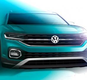 Первые подробности о самом маленьком кроссовере Volkswagen