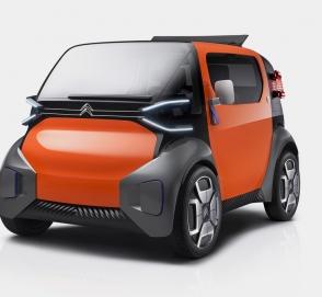 Citroen придумал автомобиль, для которого не нужны права