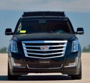 Удлиненная версия внедорожника Cadillac Escalade выставлена на продажу