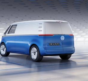 Volkswagen ID Buzz обрел грузовое исполнение