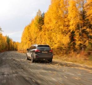 Четыре важных действия при подготовке автомобиля к осени