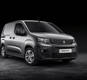 Peugeot Partner был признан фургоном года