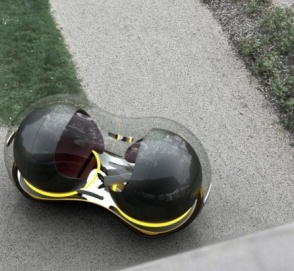 «Пузыри без колес»: так могут выглядеть автомобили Renault в будущем