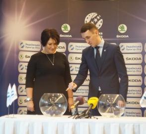 Компания Skoda стала партнером украинского футбола